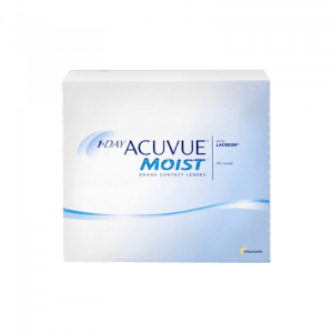 1-Day Acuvue Moist - 180 Pairs