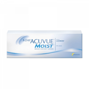 1-Day Acuvue Moist - 30 Pairs
