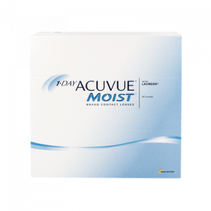 1-Day Acuvue Moist - 90 Pairs