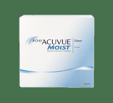 1-Day Acuvue Moist 90