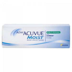1-Day Acuvue Moist Multifocal - 30 Pairs