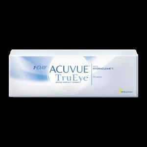 1-Day Acuvue TruEye - 30 Pairs