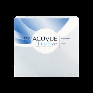 1-Day Acuvue TruEye - 90 Pairs