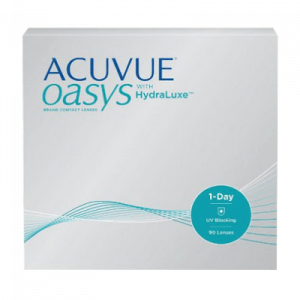 Acuvue Oasys 1 Day - 90 Pairs