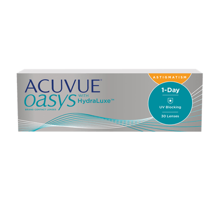 Acuvue Oasys 1 Day Astigmatism 30