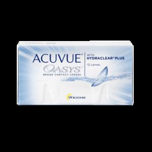 Acuvue Oasys - 12 Lenses