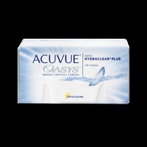 Acuvue Oasys – 24 Lenses