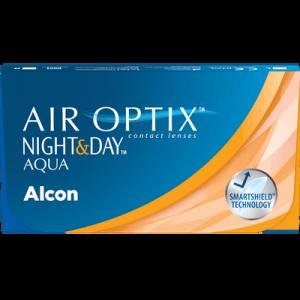 Air Optix Night and Day Aqua - 3 Months