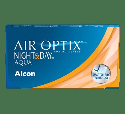 Air Optix Night and Day Aqua 6