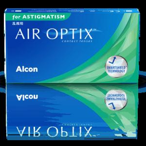 Air Optix for Astigmatism - 6 Months