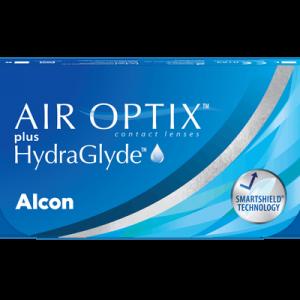 Air Optix plus Hydraglyde - 3 Months