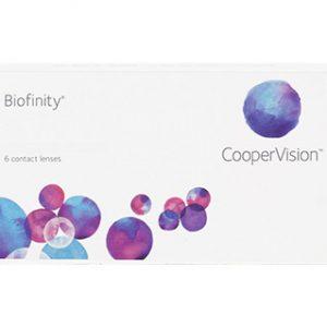 Biofinity Sphere - 6 Months