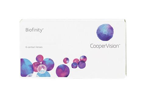 Biofinity Sphere 6