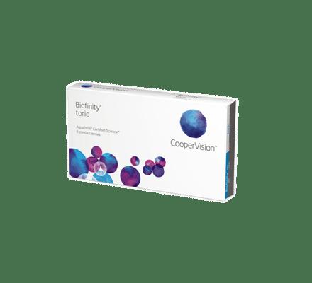 Biofinity Toric 3