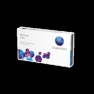 Biofinity Toric - 6 Months