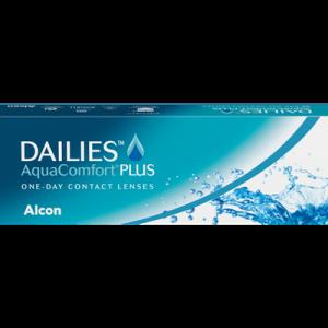 Dailies Aqua Comfort Plus - 30 Pairs