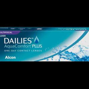 Dailies Aqua Comfort Plus Multifocal - 30 Pairs