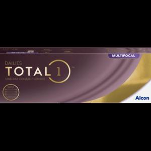 Dailies Total 1 Multifocal - 30 Pairs