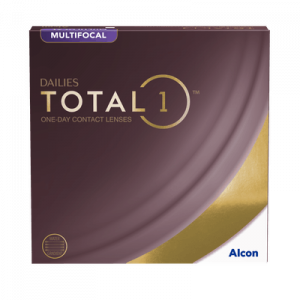 Dailies Total 1 Multifocal - 90 Pairs