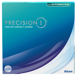 Precision 1 for Astigmatism - 90 Pairs